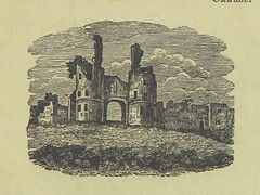 Image taken from page 5 of 'Metrical Legends of Northumberland, containing the traditions of Dunstanborough Castle, and other poetical romances, with notes and illustrations'