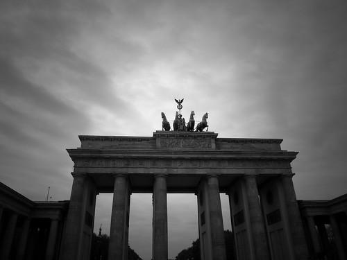 Brandenburger Tor, Berlin, Allemagne