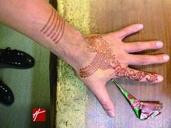 (hayat.taiwan) Tags: henna mehndi hayat