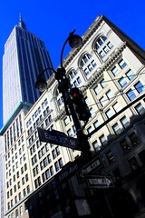 New York (macarenaramirezgiron) Tags: new york ny love arquitectura edificio nueva nuevayork colorvibefilter