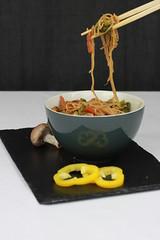 Yakissoba_1 (antjoyx) Tags: portrait food erasmus master identity recette mundus foodidentity recettefoodidentity leschefsmasterfoodidentity eumaster