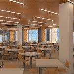 University Union Interior (Proposed Rendering)