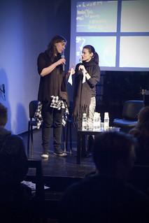 Zaključni govor; Nina Dragičević in Urška Sterle