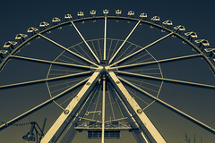 330/365. Big wheel (he-sk) Tags: berlin germany bigwheel day330 day330365 3652013 365the2013edition 26nov13
