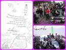 """در سال ۸۸ وبلاگی به نام ارتش سبز با انتشار تصاویر """"استقبالهای خودجوش"""" از محمود…"""