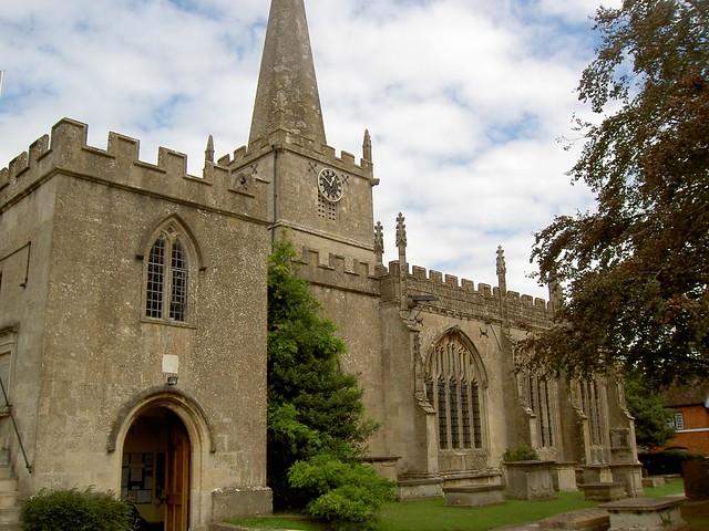 Bromham Church
