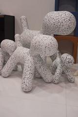 Puppy dalmatien de Eero Aarnio - Magis - Maison et objet janvier 2014 (unjenesaisquoideco) Tags: puppy design magis eeroaarnio dalmatien maisonobjet mo2014