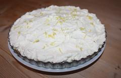 Lemon cheesecake (Anita K Firth) Tags: birthday baking lemon cheesecake biscuitbase
