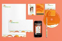 stationary 4 (Camilo Patio G.) Tags: letter cdcover brochure agenda companyid businessletterhead bussinescard stationerydesign forlder
