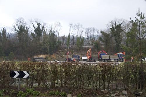Oxted Landslide
