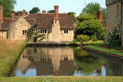 Hever Castle - A Beautiful Place That Reflects This Island's Rich History (antonychammond) Tags: hever hevercastle annboleyn henryviii reflection kent anticando vpu1 vpu2 vpu3 vpu4 vpu5 vpu6 vpu7 vpu8 vpu9 vpu10 virtualjourney fabuleuse