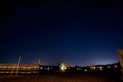 Nomadic Desert Camp at night (mastahanky) Tags: camp night stars desert sands oman wahiba