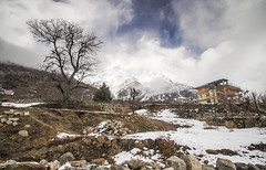 IMG_1096 (KrisgHariharan) Tags: china india white snow cold ice apple nature last village natural military country border peaceful tibet serenity temperature colder chitkul