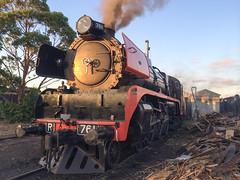 IMG_4206 (Steamrail Victoria) Tags: volunteers australia melbourne victoria newport steamrail steamrailvictoria srvopendays2014