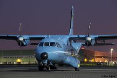 Airtech CN-235 '252' (zymurgy661) Tags: irish night canon french force aircraft aviation air nightshoot corps raf 6d 252 northolt airtech cn235 xvia