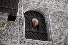 Peeping out - Cheeky : forbidden for Muslim ladies... (dirk huijssoon) Tags: africa desert northafrica islam morocco marokko nkc campertour camperreis nkcrondrit rondritmarokko20144 nedrlandsekampeerautoclub camperreismarokko nkccampertout nkcreis
