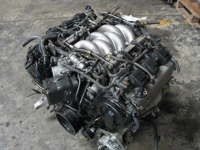 2005 engine used acura mdx