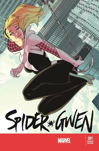"Spider-Gwen_1_Anka_Variant • <a style=""font-size:0.8em;"" href=""http://www.flickr.com/photos/118682276@N08/16248120057/"" target=""_blank"">View on Flickr</a>"