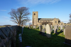 St Michael's Church and Graveyard, Cockerham (alsimages1 - Thank you for 860.000 PAGE VIEWS) Tags: history church cathedral basilica graves holy sacred gravestone spiritual minster tombs blessed vaults crypts mausoleums sanctified hallowed sacrosanct revered