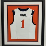 UVa Basketball Jersey Example