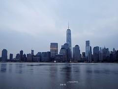 World Trade Center, 2-8-15 (local1256) Tags: nyc newyorkcity worldtradecenter hudsonriver wtc