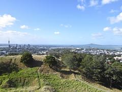 Auckland Skyline (1Nine8Four) Tags: newzealand canon auckland nz pointandshoot canons95