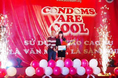 International Condom Day 2015: Vietnam