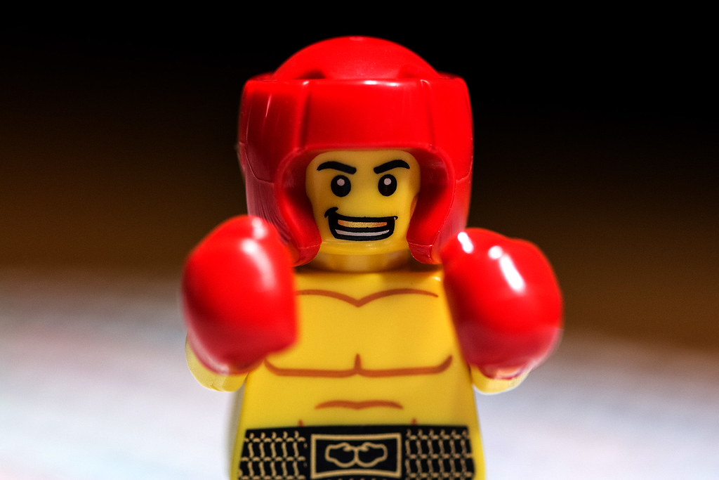 The World's Best Photos of boxing and lego - Flickr Hive Mind