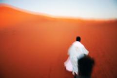Into the Desert (Christiaan Triebert) Tags: sahara nature sand desert camel morocco arab tuareg