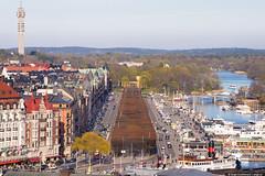 kungstradgarden_stockholm_sweden_aerial-4 (Grishasergei) Tags: sweden stockholm gipsy kungstragarden