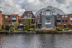 Haarlem - NL (Matthieu Lepoint photo) Tags: city sea house haarlem netherlands delft fleuve hollande canaux