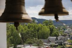 71. Paschal Prayer Service in Svyatogorsk / Пасхальный молебен в соборном храме г. Святогорска