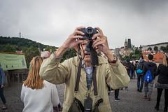 . (ngravity) Tags: street color 35mm canon prague flash streetphotography czechrepublic markiii eos5d makrygiannakis