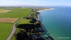 IMG_1736 (ppg_pelgis) Tags: uk ireland tourism aerial northernireland ni northern ppg giantscauseway paramotor causewaycoast notadrone