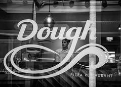 dough pizza chef (Daz Smith) Tags: city uk portrait people urban blackandwhite bw man streets reflection male blancoynegro window monochrome shop canon blackwhite bath dough candid citylife thecity streetphotography pizza ched canon6d dazsmith bathstreetphotography