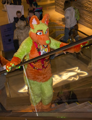 _DSC3481 (Acrufox) Tags: midwest furfest 2015 furry convention december hyatt regency ohare rosemont chicago illinois acrufox fursuit fursuiting mff2015