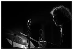 Anfiteatro Jazz 2016 - 02 (Mikeluk) Tags: bw italia jazz lucca bn musica toscana bianco nero musicista anfiteatro