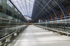 St Pancras (Saturated Imagery) Tags: london station adventure stpancras canoneos60d sigma1750mmf28