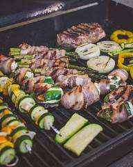 Grilling (Carter_Wilson) Tags: astro grill foodporn slo sanluisobispo prefumocanyon