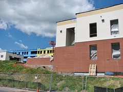 NEW CONSTRUCTION AT THE HIGH SCHOOL SO FAR (richie 59) Tags: city school urban usa ny newyork america buildings constructionarea outside us spring construction unitedstates weekend sunday highschool midtown kingston newyorkstate constructionsite nys nystate hudsonvalley kingstonny newbuildings 2016 ulstercounty schoolbuildings smallcity schoolcampus midhudsonvalley americancity midhudson ulstercountyny uscity 2010s kingstonhighschool richie59 midtownkingstonny midtownkingston june2016 june122016 newschoolbuildings
