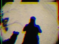 dogboy glitch (Dustyn Lyon) Tags: camera digital kid fisheye stupid tough zero glitch fisherprice glitchart nopro databending noprozero