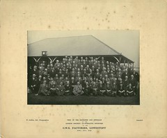 Coop Managers visit Lowestoft 1936 (audinary_music) Tags: cooperativewholesalesociety elkins