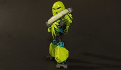 Fire (Maqdaddio) Tags: cute robot lego trans bionicle mecha moc tamaru bzpower