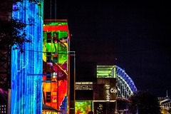 Vivid Sydney-118 (Quick Shot Photos) Tags: night canon lights neon au sydney vivid australia newsouthwales therocks projections 2016 instameet