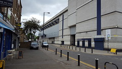White Hart Lane - South Stand (BMcQ10) Tags: white building architecture spurs football outdoor stadium lane hart tottenham hotspur