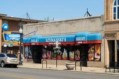 Szymanski Deli & Liquors (Cragin Spring) Tags: city urban usa chicago building illinois midwest unitedstates unitedstatesofamerica polish il deli northside liquors chicagoillinois chicagoil windycity szymanski szymanskideliliquors
