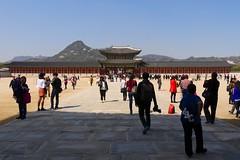 Heungnyemun (Travis Estell) Tags: palace korea seoul southkorea jongno gyeongbokgung gyeongbokpalace republicofkorea gyeongbokgungpalace jongnogu heungnyemun