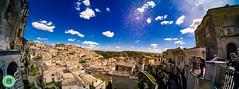Matera Belvedere (outofthisworld91) Tags: sky panorama clouds wonderful landscape amazing warm nuvole capital culture cielo belvedere sole matera yi 2019 allaperto xiaomi