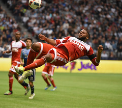 MLS: New England Revolution at Vancouver Whitecaps FC (nerevolution) Tags: npstrans vancouver britishcolumbia can revs newenglandrevolution whitecaps vancouverwhitecaps vancouverwhitecapsfc annemariesorvinusatodaysports usatodaysports annemariesorvin