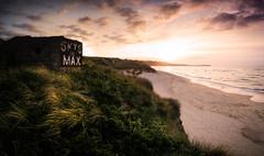 The Lookout (David Haughton) Tags: cornwall coast northcoast porthkidney stives bay beach hayle sea sunset sanddunes warm summer